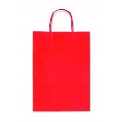 Borsa allegra tinta unita light colore rosso grammatura 100gr