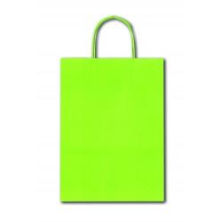 Borsa allegra tinta unita light colore verde lime grammatura 100gr