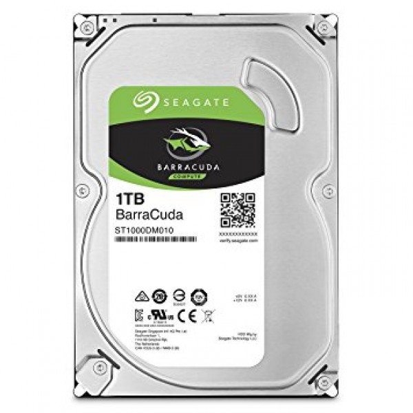 Seagate barracuda hdd interno 4tb