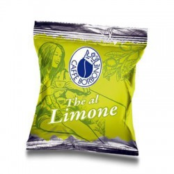 25 capsule the limone point, compatibili con macchina uso domestico lavazza espresso point