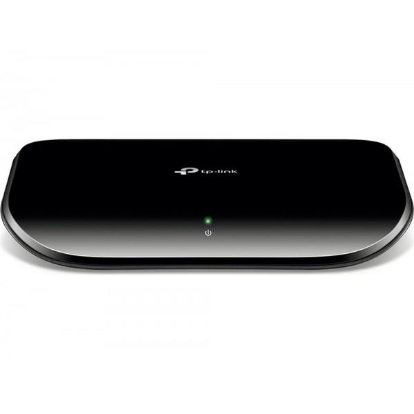 Switch 5 porte tl-sg1005d colore nero
