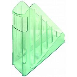 Portariviste   colore verde trasparente