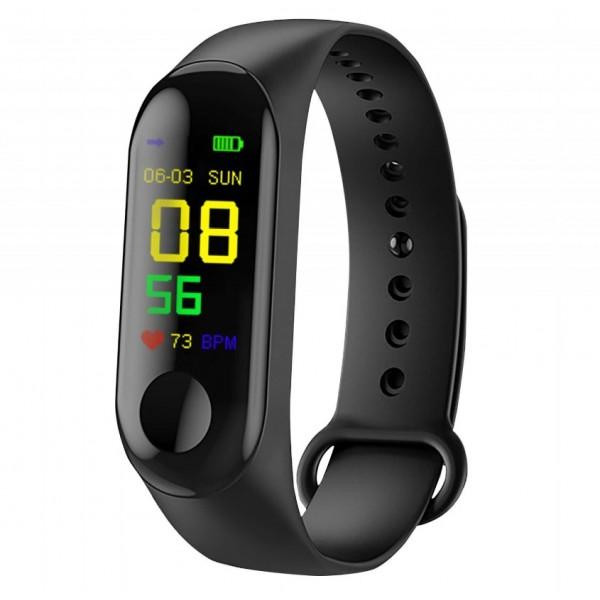 Smartwatch tx-f1 colore nero