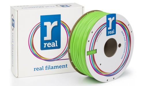 Filamento per stampanti 3D in bobina 1Kg ABS 1.75mm verde nucleare